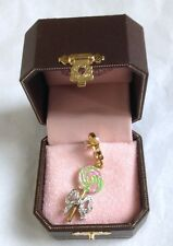 ***CLEARANCE*** Vintage Retired Rare Juicy Couture Pink & Green Lollipop Charm