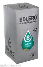 Bolero Drinks - Multivitamin - 12 Beutel für 18 Liter