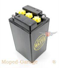 BMW R 25 50 51 60 67 69 Moto Oldtimer Batterie 6 Volts 12AH