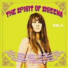The Spirit of Sireena, Vol. 8 [Digipak] by Various Artists (CD, Feb-2014,...