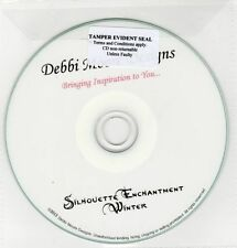 DEBBI MOORE SILHOUETTE ENCHANTMENT WINTER NEW CD FREE POSTAGE