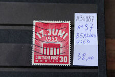 STAMPS FRANCOBOLLI BERLINO USED N. 97 (A34987)