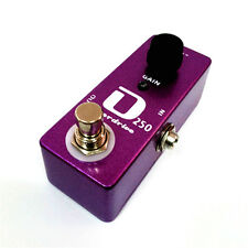 MOSKY AUDIO D250 OVERDRIVE MINI PEDAL DOD-250 GUITAR EFFECTS MODELING DISTORTION