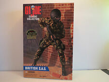 Hasbro GI Joe Classic Collection British S.A.S. Soldier , New - Mint Condition