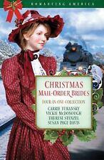 Christmas Mail-Order Brides: A Trusting HeartThe Prodigal GroomHidden HeartsMrs