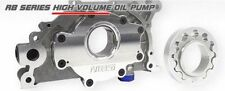 Nitto High flow Oil pump for NISSAN SKYLINE GTR RB26DETT R32 R33 R34 GT-R