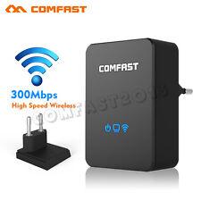 300Mbps 3in1 WiFi Sans Fil Répéteur AP Routeur Gamme Booster Extender EU Plug