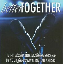 Better Together Various Artists MUSIC CD