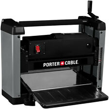 PORTER CABLE 15 Amp 2 Blade Corded Planer Double Edged Quick Change Bench Top
