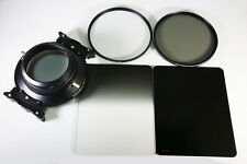 Camdiox Filter + 150MM Holder Kit for Nikon 14-24mm f/2.8G lens CPL MC UV ND8