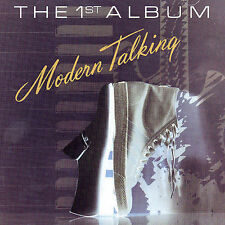 1st Album by Modern Talking (CD, Jan-1989, Bmg/Hansa)