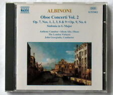 CD - ALBINONI Oboe Concerti Vol. 2 - ANTHONY CAMDEN / ALISON ALTY Oboe