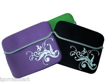 "10"" Inch Soft Pouch Case fr Apple iPad 234/The New iPad 3/Kindle DX/HP TouchPad"