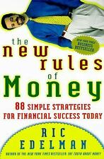 The New Rules of Money : 88 Simple Strategies for Financial Success Today by...