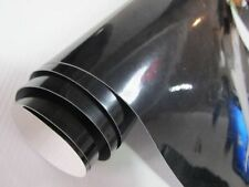 Top quality BLACK Gloss Vinyl Wrap Sheet Film Sticker 30cm x 1.52m .