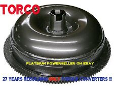 "A727 High Stall LOCKUP torque converter 2200-2500 with 10"" or 11"" Bolt Circle"