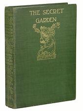 The Secret Garden ~ FRANCES HODGSON BURNETT ~ First Edition ~ 1st UK 1911