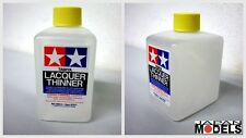 Tamiya LACQUER THINNER 250ML - Diluente Per Primer e  Lacquer Tamiya 87077
