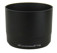 UK Store! CameraPlus® Lens Hood replaces CANON ET-73B for CANON EF 70-300mm F/