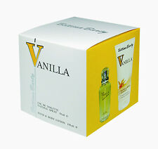 Bettina Barty Vanilla 50 ml EDT & 150 ml Hand & Body Lotion Geschenkset