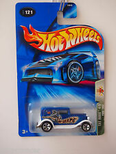 HOT WHEELS 2003 ISSUE TAT RODS 2/5 FORD 1932 SHIP SHAPE