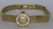 Vintage 14K Yellow Gold Omega Women Watch Watch Band and Case 14k gold 18+ Grams
