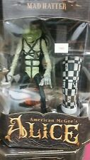 NEW American McGee's Alice Mad Hatter Action Figure EA 2000 Wonderland Rare Goth