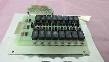TEL S1109, DDC 200 Driver, Valve Board, PCB. 412048