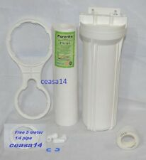 Kemflo Sediment PP Spun Pre Filter+Housing For KENT & RO water filter purifier