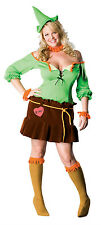 Wizard of Oz: Scarecrow Sexy Women's Adult Full Figure Plus Size Costume