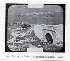 1924   --  ANDORRE AU PAS DE LA CASA LA CARRIOLE REMPLACE L AUTO  pas de la case