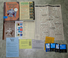 """LEGENDS OF VALOUR DISK 3,5""""  BY SSI IN INGLESE PER PC RETROGAME"""