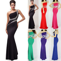 XMAS GIFT~ Homecoming Long Bridesmaid Formal Party Evening Cocktail Prom Dresses