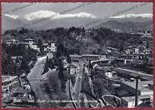 BIELLA CITTÀ 131 CHIAVAZZA - VILLE Cartolina viaggiata 1959