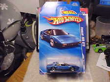 Hot Wheels All Stars Ferrari 308 GTS Blue