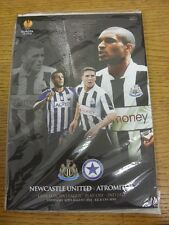 30/08/2012 Newcastle United v Atromitos [Europa League] . Thanks for viewing thi