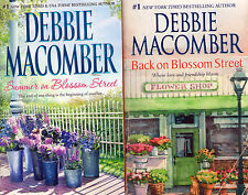 Complete Set Series - Lot of 10 ALL HARDCOVER Blossom Street by Debbie Macomber