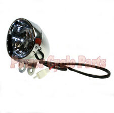 SPIDERMAN HEAD LIGHT WITH BULB MINI CHOPPER OCC CHOPPER 110CC 125CC MINI BIKE