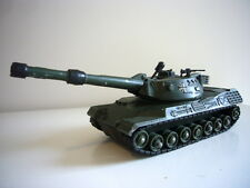Dinky toys: char leopard, excellent état, made in england