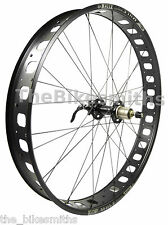 "Sun Ringle MULEFUT 80SL 26 x4.0"" Fat Bike REAR WHEEL 170mm Tubeless Foot 10speed"
