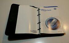 2000 VW BETTLE OWNERS MANUAL GLX GLS GL TD W/ BOW NEV V4 2.0L 1.9L 1.8L TURBO