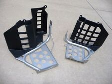 Yamaha Banshee FACTORY nerfs OEM nerf bars metal heel guards & plastic