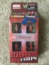 Marvel Minimates Deadpool Corps Box Set NYCC Exclusive Championpool Kidpool