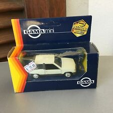 VINTAGE# VERY RARE GAMA OPEL CORSA SR # BOXED 1:43 Scale