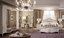 """Luxus Komplett Schlafzimmer """"Tiziano""""  Klassische Stilmöbel Italien"""