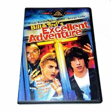 Bill & Teds Excellent Adventure DVD rated PG