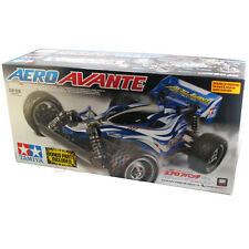 Tamiya 1:10 DF-02 Aero Avante Off Road 4WD EP RC Cars Buggy #58550