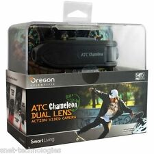 ATC Chameleon Dual Lens Action Video Camera by Oregon Scientific  FREE 32GB CARD