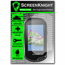 ScreenKnight Garmin Oregon 750T FRONT SCREEN PROTECTOR invisible shield