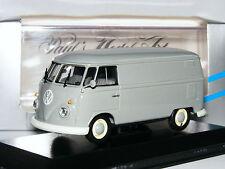 Minichamps Volkswagen Split Screen Delivery Van Grey 1/43